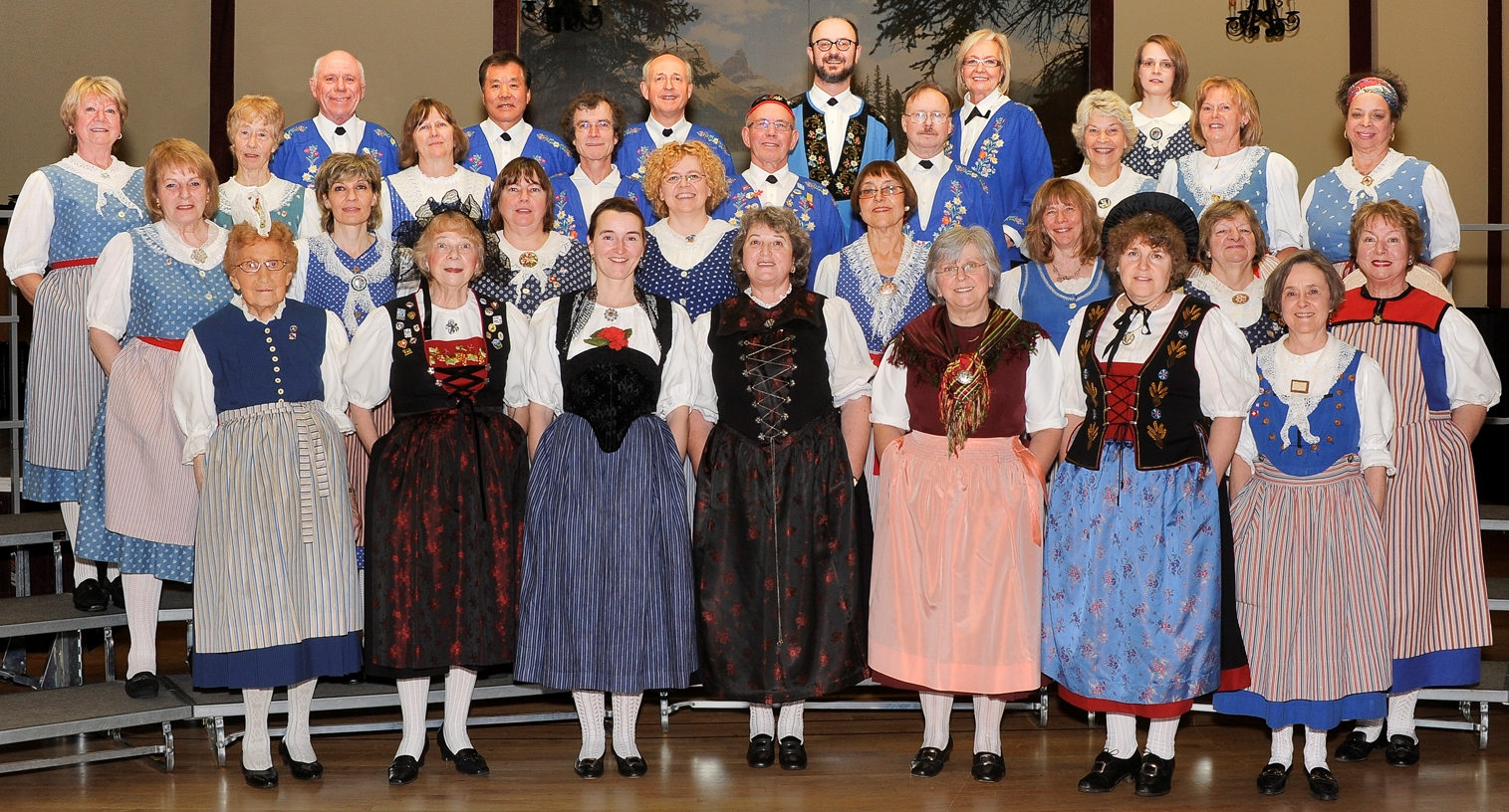 Swiss Choir – Swiss Society of Vancouver